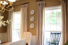 Benjamin Moore Decatur Buff: Savvy Southern Style: A Change of Color