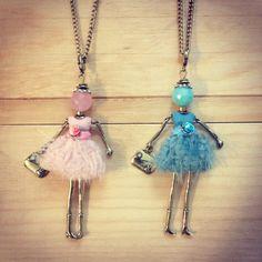 collane bamboline francesi - Cerca con Google