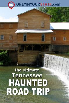Travel | Tennessee | Haunted Road Trip | Haunted Places | Haunted Tennessee | Haunted USA | Creepy | Scary | Attractions | Ghosts