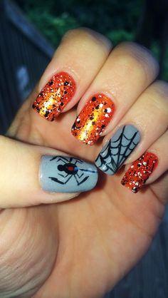 Halloween nails! CRH