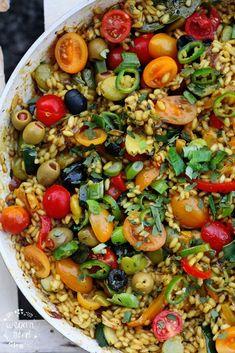 Paella, Kitchen Magic, Pasta Salad, Risotto, Lunch Box, Nerd, Cooking Recipes, Baking, Ethnic Recipes