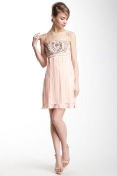 Sue Wong  Embellished Bodice Dress  beauitiful
