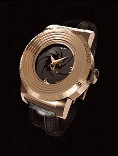 Top 15 Most Unique Watches in the World. Some watches are not made for all, they are unique and expensive. Best Watches For Men, Amazing Watches, Luxury Watches For Men, Cool Watches, Men's Watches, Black Watches, Unique Watches, Dress Watches, Ladies Watches