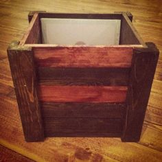 dashdashdesign  - Reclaimed Wood Furniture, Frames, Record Crates & Wares - on Etsy