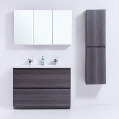 Shop Golden Elite  BR46GO Brunswick 46-in Bathroom Vanity Set at Lowe's Canada. Find our selection of bathroom vanities at the lowest price guaranteed with price match + 10% off.