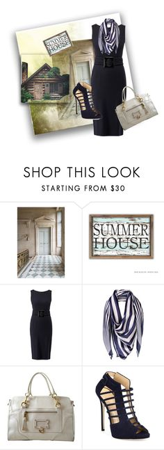 """...deciding on a summer place..."" by tgtigerlily ❤ liked on Polyvore featuring Trianon, Goat, Parcae, Marc Jacobs and Giuseppe Zanotti"