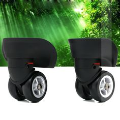 Cheap wheel suitcase, Buy Quality suitcase repair directly from China bag parts Suppliers: GUGULUZA Replacement Luggage Wheels Suitcase Repair Bag Parts Spinner Wheels Casters for Travel Customs Box Cheap Wheels, Travel Store, Custom Boxes, Suitcase, Link, Shopping, Baggage, Suitcases, Wheels