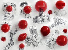 Victor Nunes'ın ilginç çalışmaları