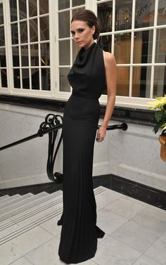 Victoria Beckham always so sleek and stylish - My fashion idol.