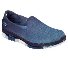 cb9143e128a6 Skechers 14018 NVGY Women s GO FLEX WALK-MUSE Walking