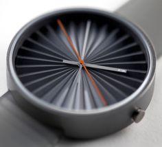 Plicate Watch by Benjamin Hubert