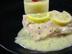 Sauce au citron pour poisson 3