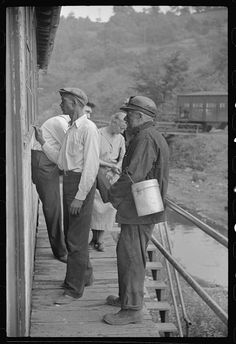 Payday, coal mining town, Osage, West Virginia