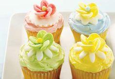 Petits gâteaux du printemps
