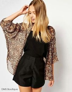 kimono de oncinha