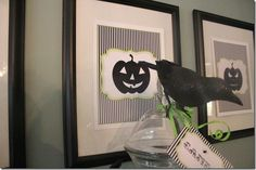 Halloween Pictures printable (also other printables for Halloween party)