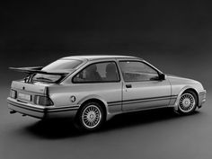 1986 Ford Sierra RS Cosworth related infomation,specifications - WeiLi ... Ford Rs, Car Ford, Classic Motors, Classic Cars, Mid Size Car, Ford Sierra, Ford Capri, Ford Escort, Ford Focus