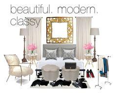 """Beautiful, modern, classy!"" by purplelilyca ❤ liked on Polyvore"