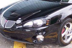 Auto Ventshade Projektorz Headlight Covers for Grand Prix 337605