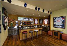 game room bar | -baseball-dark_floor-den-gallery_wall-game_room-home_bar-media_room ...