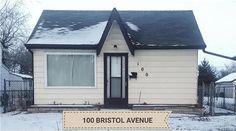 100 Bristol Avenue in Winnipeg: Norwood Residential for sale : MLS® # 1729589 3 Bedroom Bungalow, Pvc Windows, Strip Mall, Sump Pump, Door Opener, Eat In Kitchen, Easy Access, Bristol, The Neighbourhood