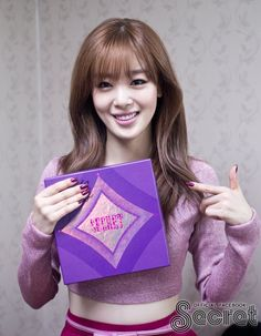 Happy birthday to Secret's Sunhwa Birthday: October 5, 1990 International age: 27 American age: 26