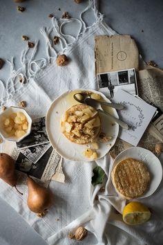 Banana pancakes - Campi di fragole per sempre