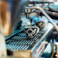 Lamazocco coffee cute cup