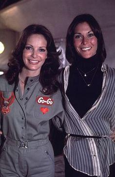 """Charlie's Angels"" Jacyln Smith, Kate Jackson 1978 ABC"