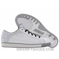 more photos 94d32 61e7f Air Jordan Sky High Retro Low White Wolf Grey 454076-110 Online, Price    75.00 - Nike Rift Shoes