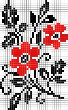 1 million+ Stunning Free Images to Use Anywhere Filet Crochet, Crochet Cross, Crochet Chart, Crochet Stitches, Beaded Cross Stitch, Cross Stitch Flowers, Cross Stitch Embroidery, Embroidery Patterns, Cross Stitch Designs