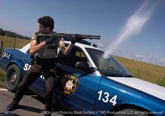 """Days Gone Bye"" S1E1 ~ The Walking Dead (AMC) Rick Grimes"