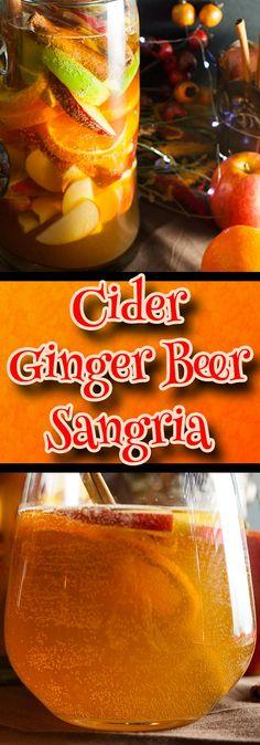 Cider Ginger Beer Sa