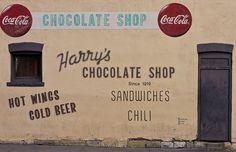 harry's chocolate shop, west lafayette, indiana