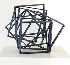 Ernst J Petras - ultramarine cut cubes
