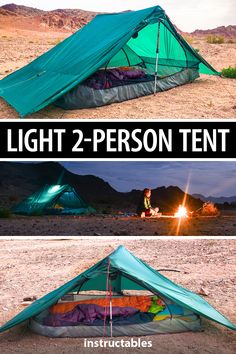 Hiking Tent, Thru Hiking, Ultralight Backpacking, Tent Camping, Camping Outdoors, Camping Gear, Bushcraft Kit, Bushcraft Camping, Camping Survival