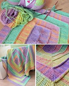 Ten Stitch Blanket - Free Pattern Free Knitting Pattern Always wanted to learn to knit, however unsure where to begin? That Overall Beginner Knitting Sequ. Knitting Blogs, Loom Knitting, Baby Knitting Patterns, Knitting Stitches, Free Knitting, Knitting Projects, Crochet Patterns, Knitting Ideas, Knitting Designs