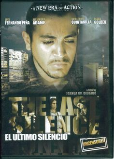 Película: El Ultimo Silencio Entertainment, Movies, Movie Posters, Films, Film Poster, Cinema, Movie, Film, Movie Quotes