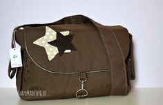 HandMade by Gio: Baby Bag-Diaper bag