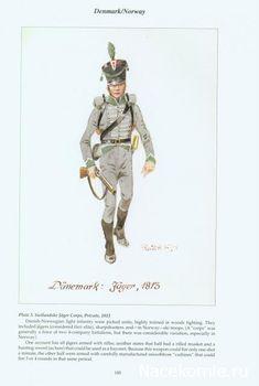 Norwegian jägers in Danish service Norwegian Army, Swedish Army, Denmark Castles, First French Empire, Kingdom Of Denmark, Battle Of Waterloo, Napoleonic Wars, Military History, Norway