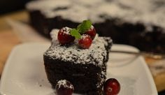 CRANBERRY BROWNIE