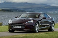 Vanquish and Rapide S let off the leash