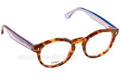 Σκελετός Οράσεως  Fendi FF 0028 7OK BWBEIHVLL Τιμή: 181,00 € Fendi Eyewear, Glasses, Shopping, Eyewear, Eyeglasses, Eye Glasses