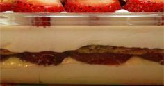 This recipe shall be called Strawberry Cream Cheese Icebox Cake hence forth and forever more. Probably. Unless there's an overwhelming sur...