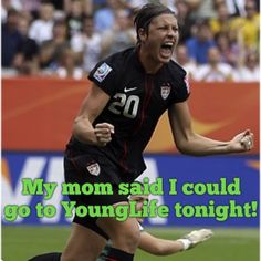 Younglife! Tonight!