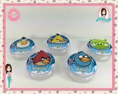 Latinha Personalizada - Angry Birds