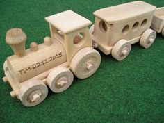 Holzeisenbahn Spielzeug