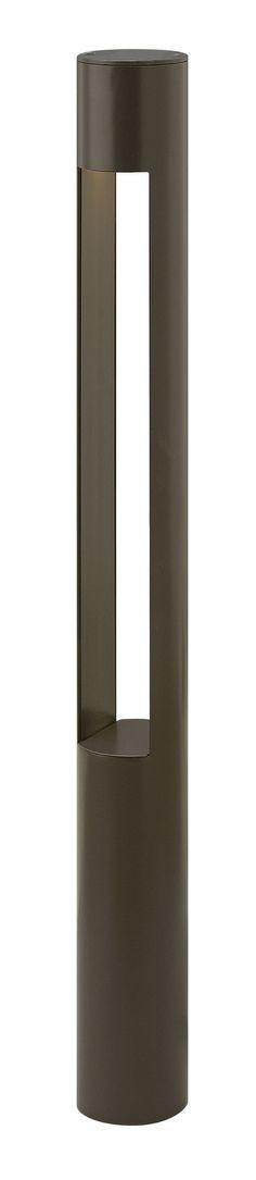 "Hinkley Lighting - Atlantis Bollard 15601BZ, 3"" x 30"" ht"