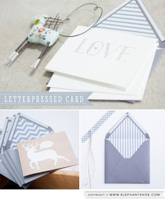"""Decembers {SANTA'S WRAPPING} """"I LOVE YOU"""" Box"""
