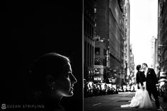 gotham hall wedding : sari + matthew